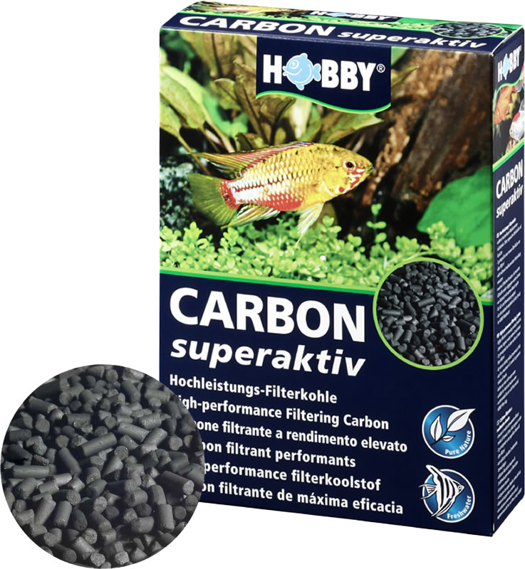 Hobby Carbon superaktiv - 500 g