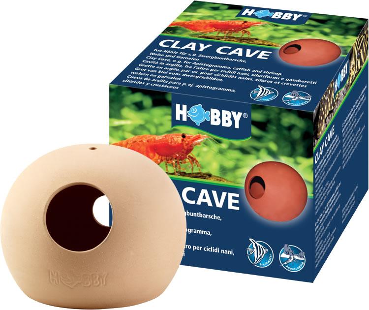 Hobby Clay Cave Ton-H�hle - 10x10x8 cm