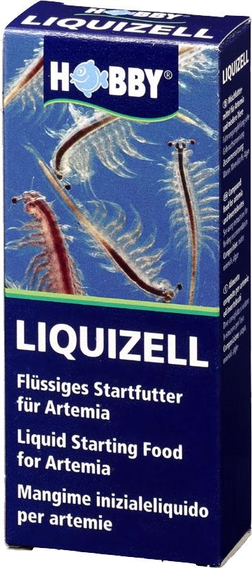 Hobby Liquizell Startfutter