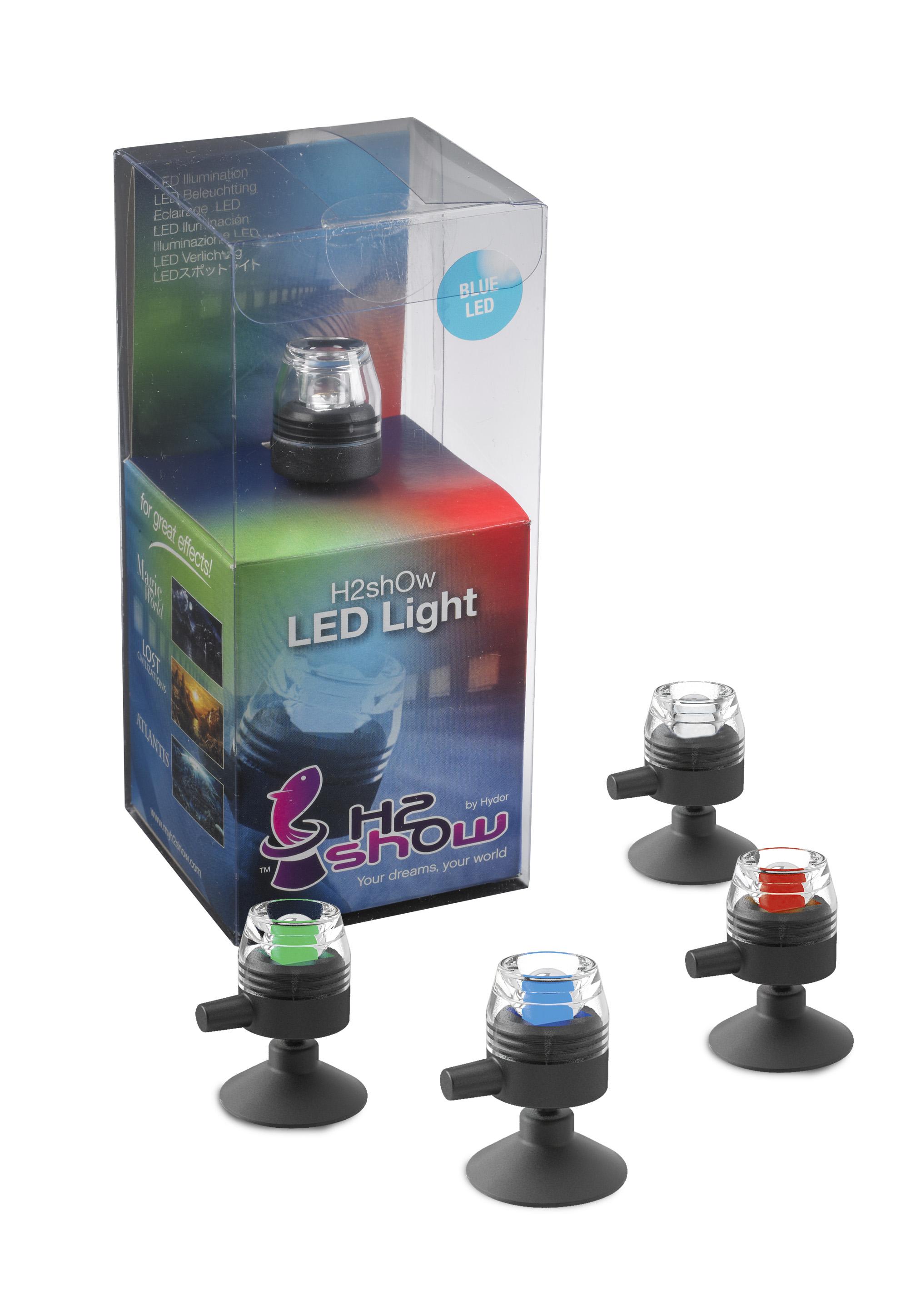 Hydor h2show aquarium unterwasser led licht for Aquarium beleuchtung