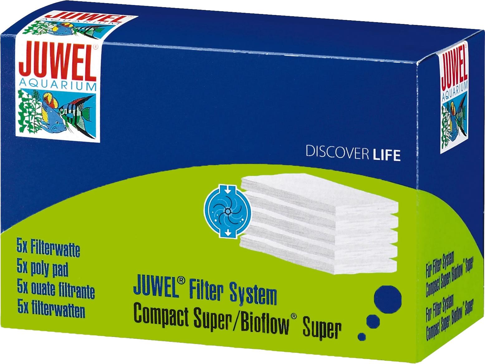 Juwel Filterwatte Bioflow Super/Compact Super
