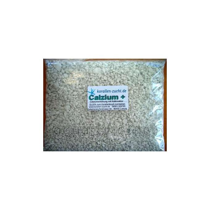 Korallen-Zucht ZEOca Calzium Plus Granulat 1 kg