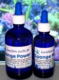 Korallen-Zucht Sponge Power Konzentrat