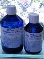 Korallen-Zucht ZEOspur Macroelemente