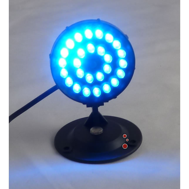 Wavereef Mini LED Mondlicht mit 27 LED blau