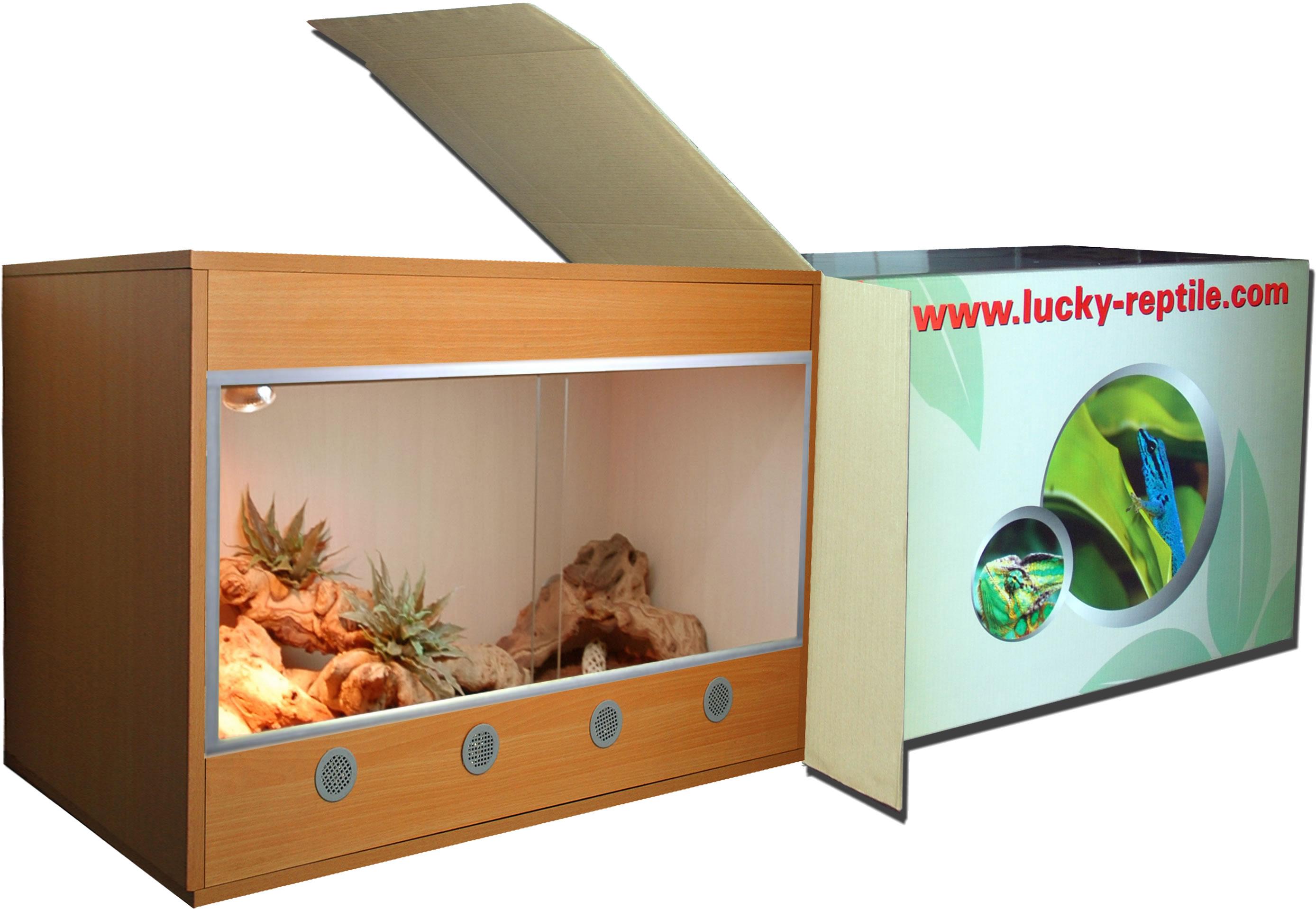Lucky Reptile Terrariumset Leopardgecko