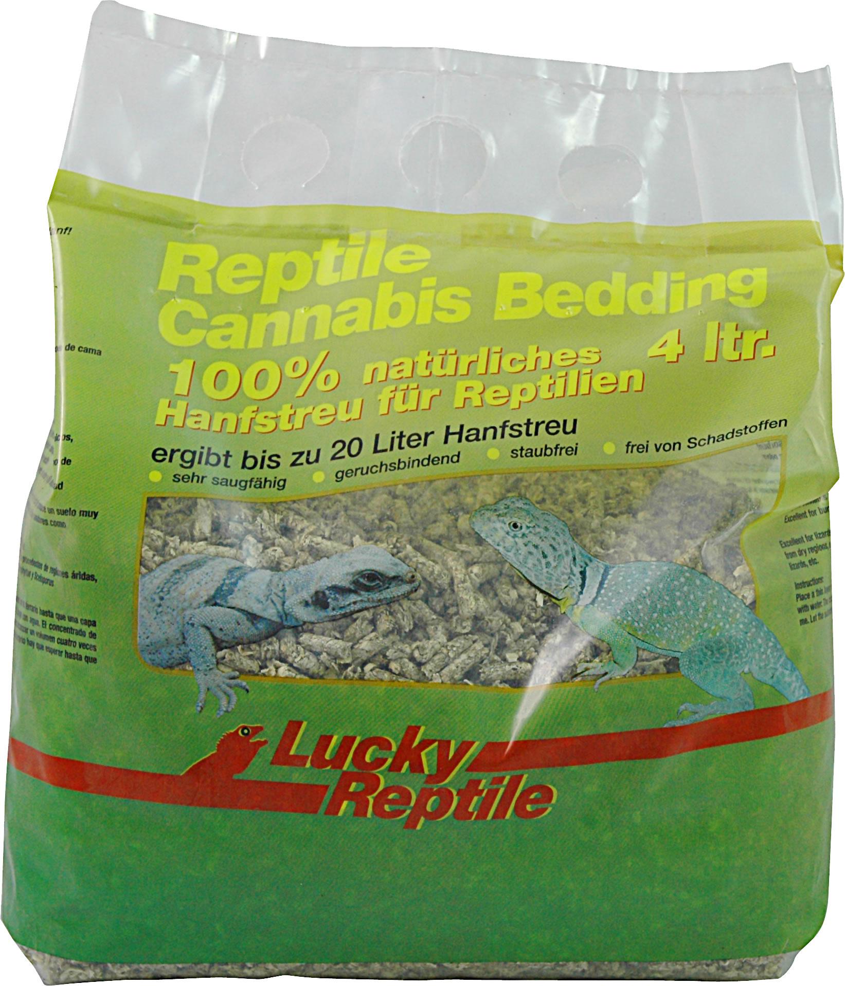Lucky Reptile Cannabis Bedding