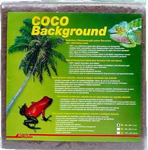 Lucky Reptile Coco Background Kokosfasermatten