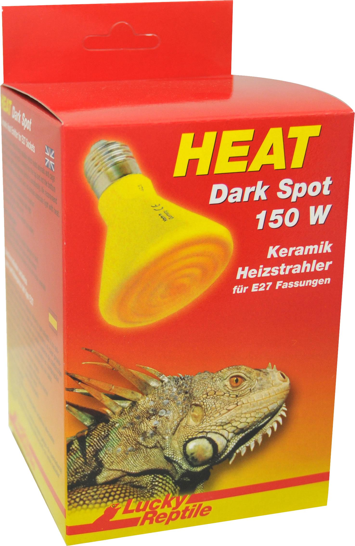 Lucky Reptile Dark Spot Keramikheizstrahler