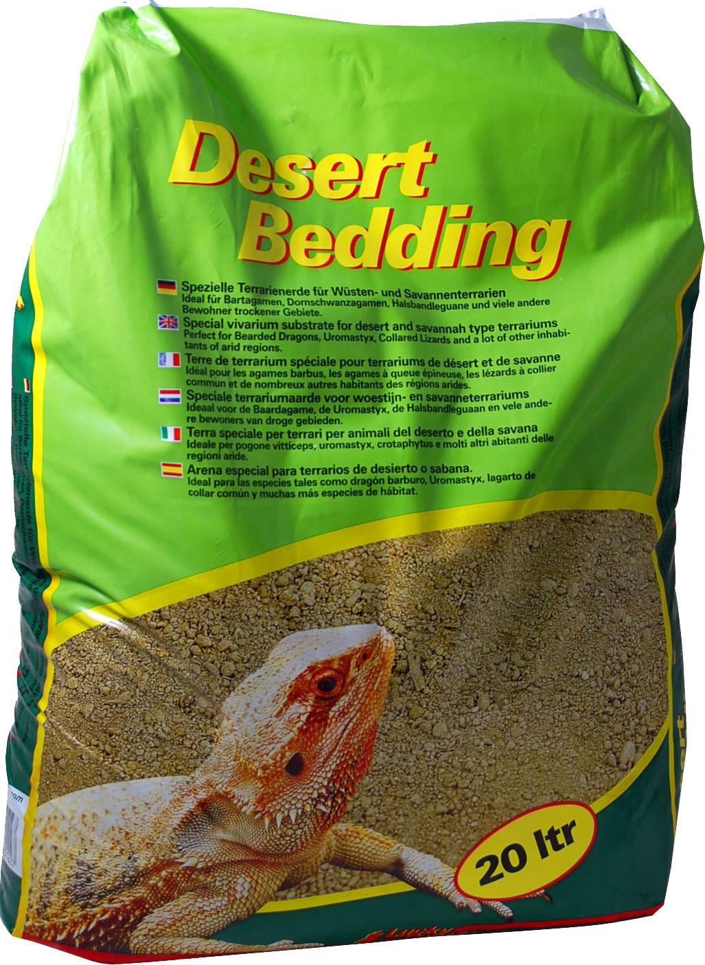 Lucky Reptile Desert Bedding