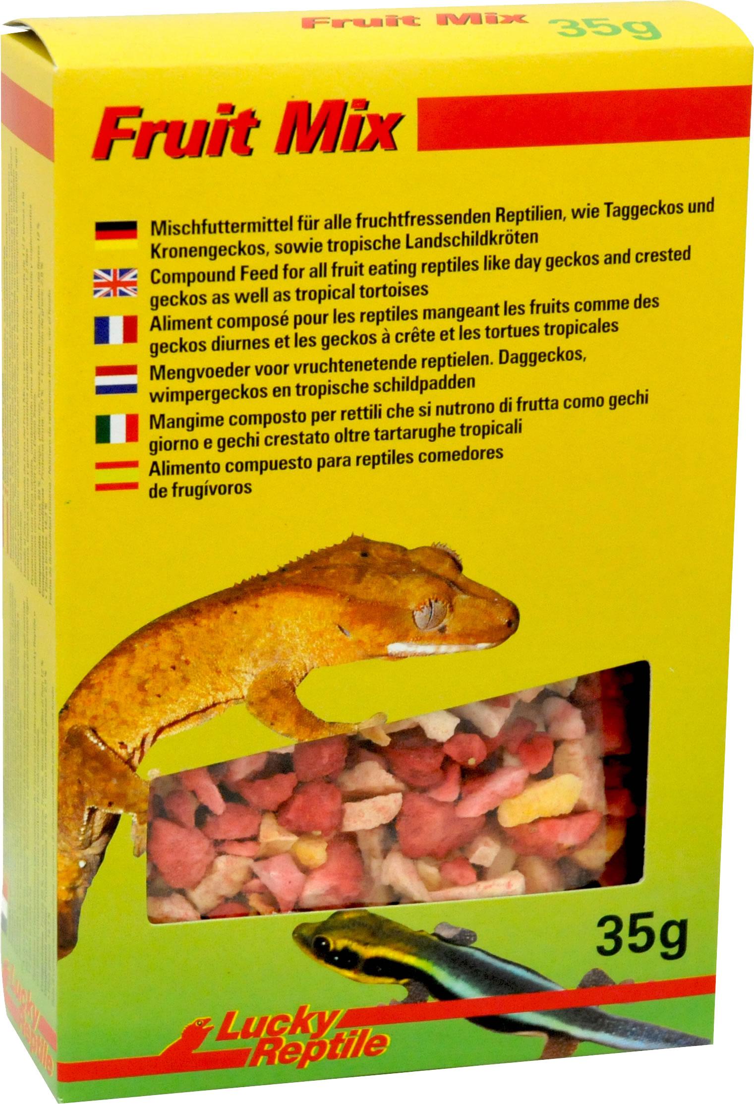 Lucky Reptile Fruit Mix - 35 g