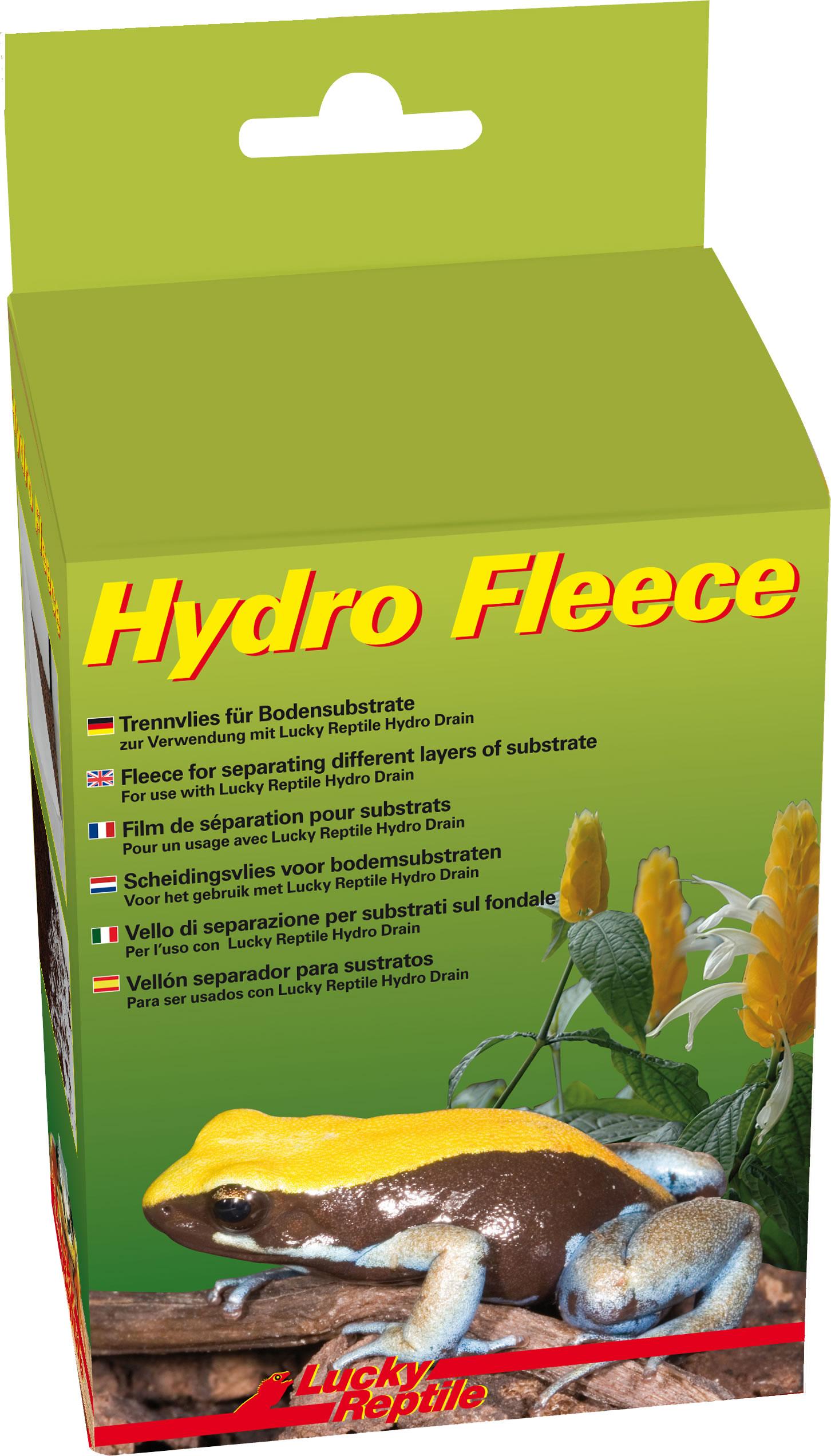 Lucky Reptile Hydro Fleece - 1 St�ck