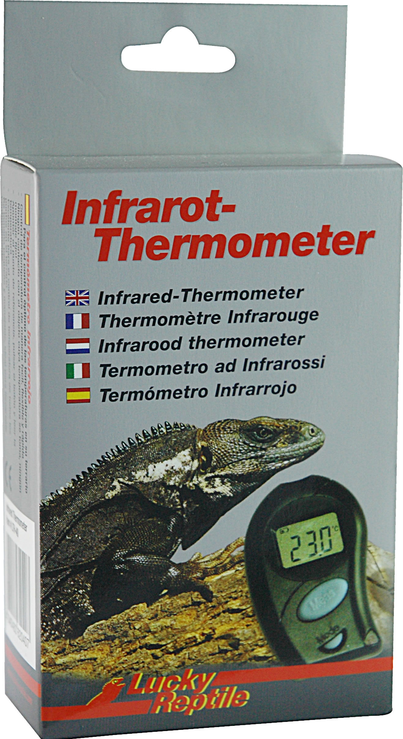 lucky reptile infrarot thermometer. Black Bedroom Furniture Sets. Home Design Ideas