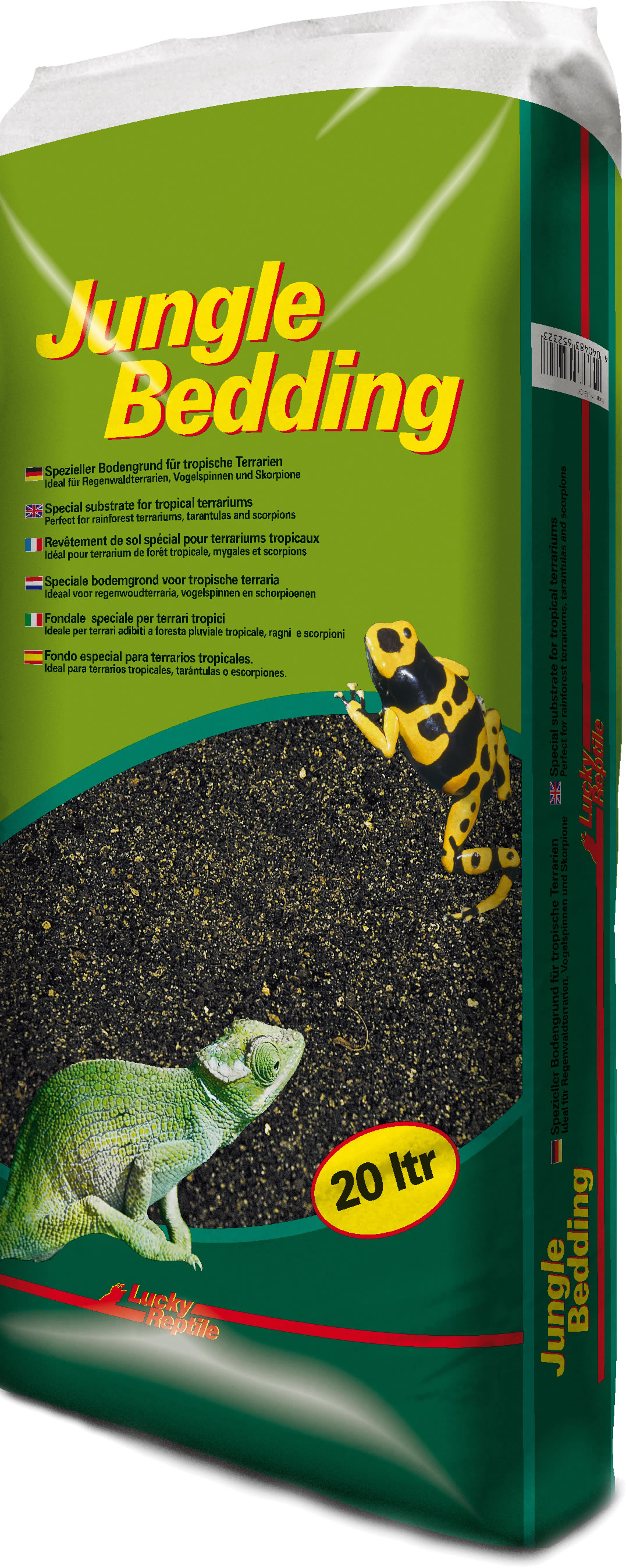 Lucky Reptile Jungle Bedding