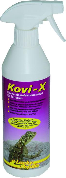 Lucky Reptile Kovi-X Desinfektionsmittel - 500 ml