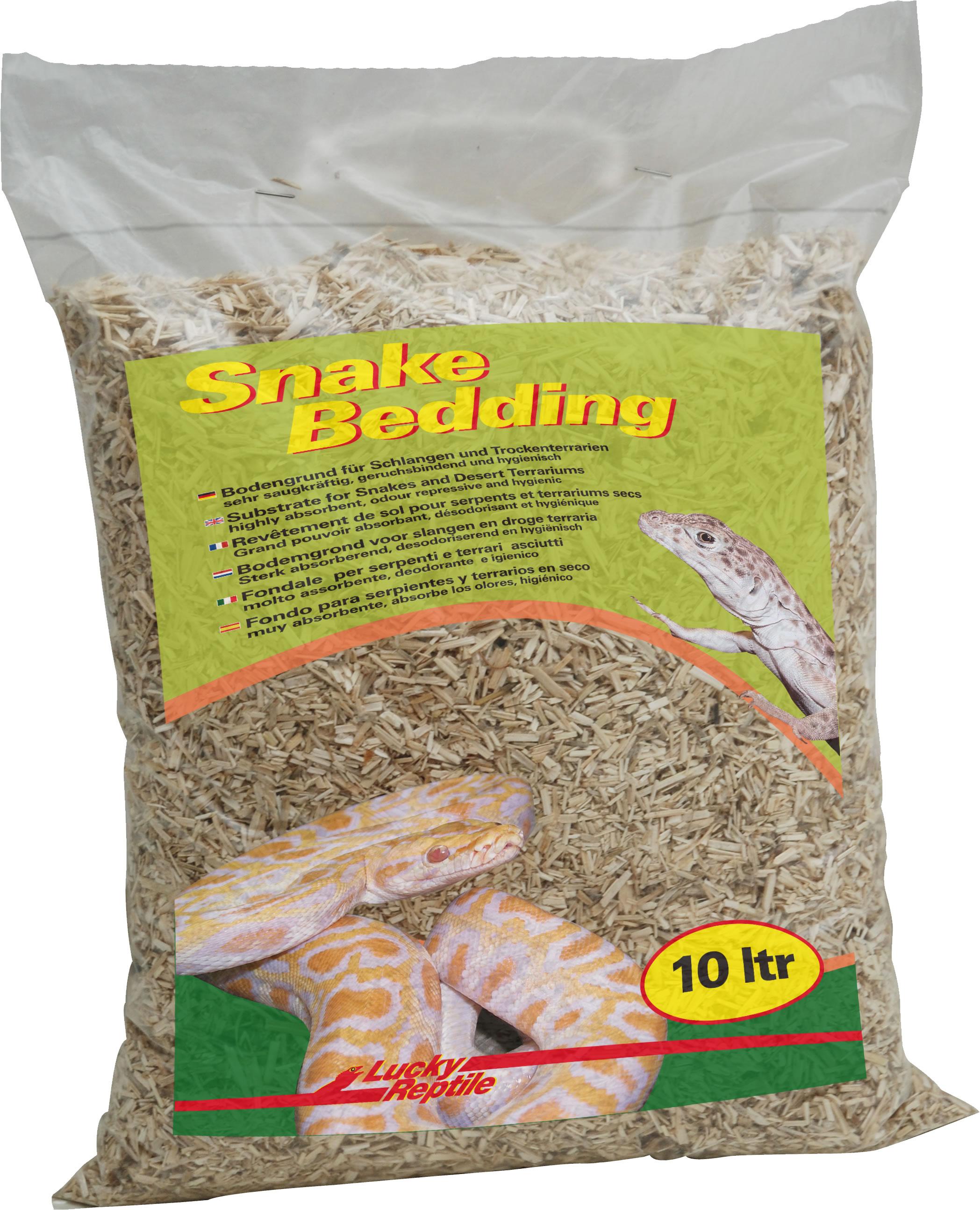 Lucky Reptile Snake Bedding