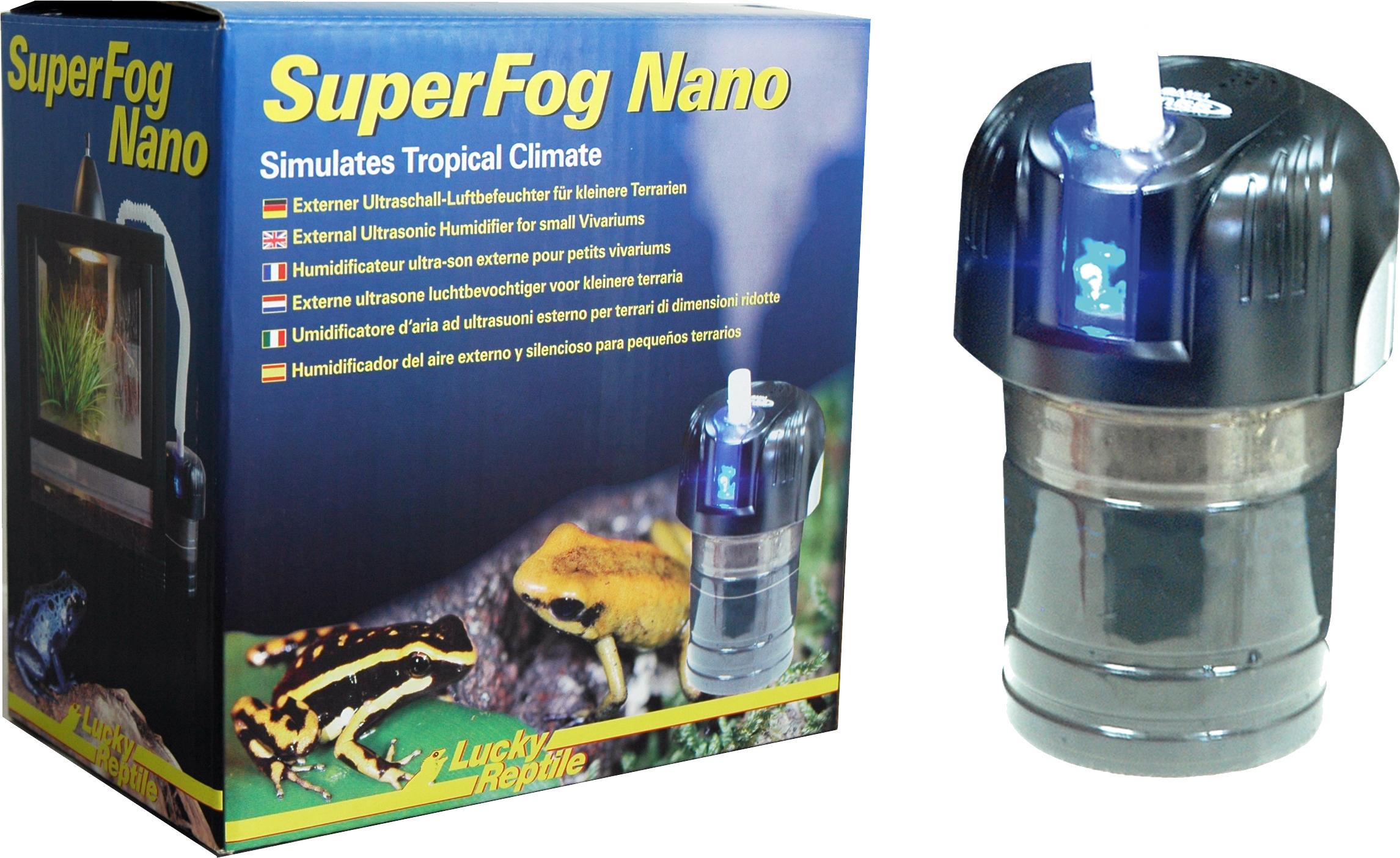 Lucky Reptile Super Fog Nano Luftbefeuchter
