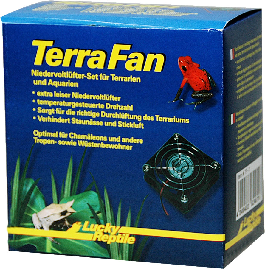 Lucky Reptile Terra Fan