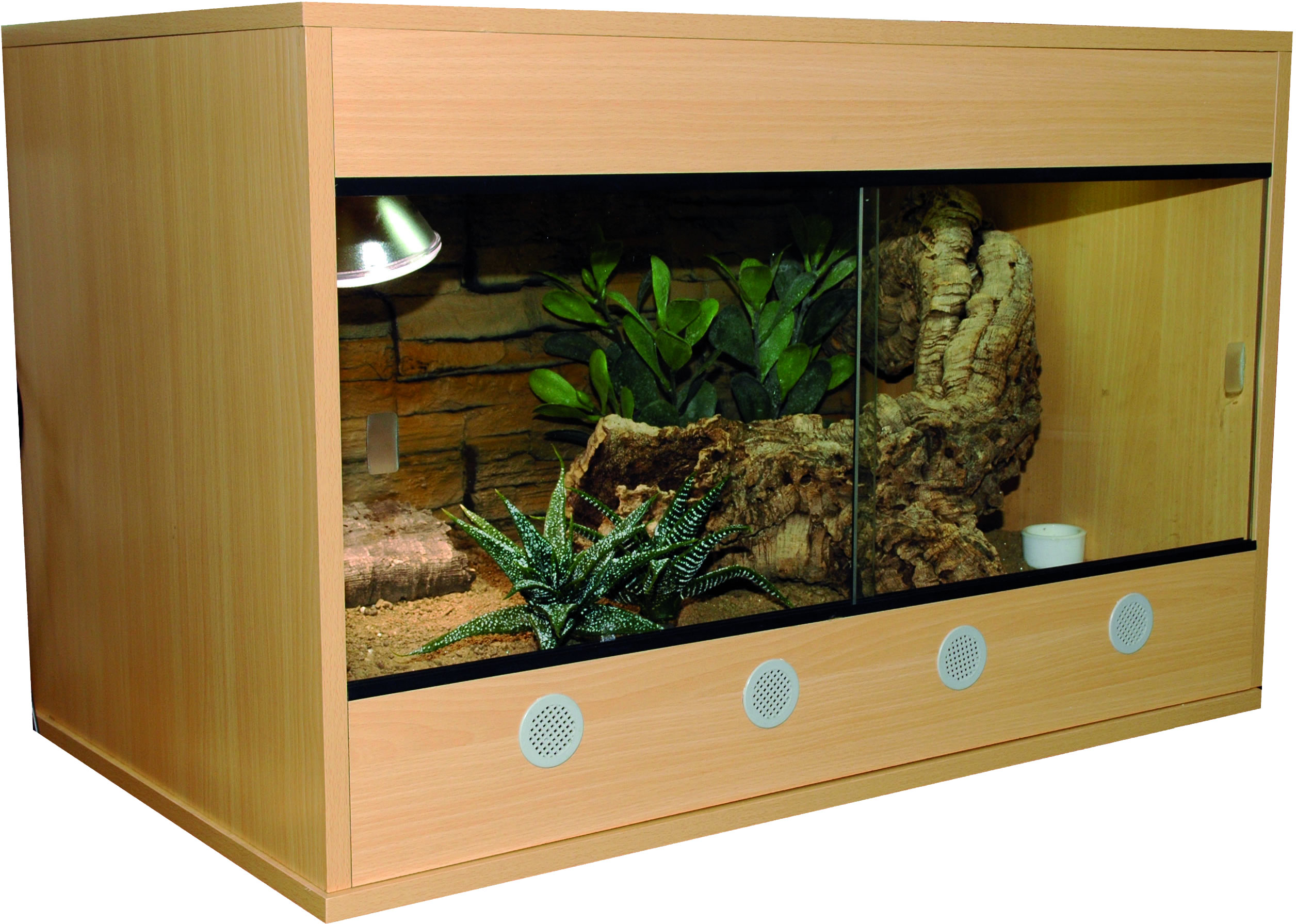 Lucky Reptile Terrarium Xenagama - 80x50x50 cm