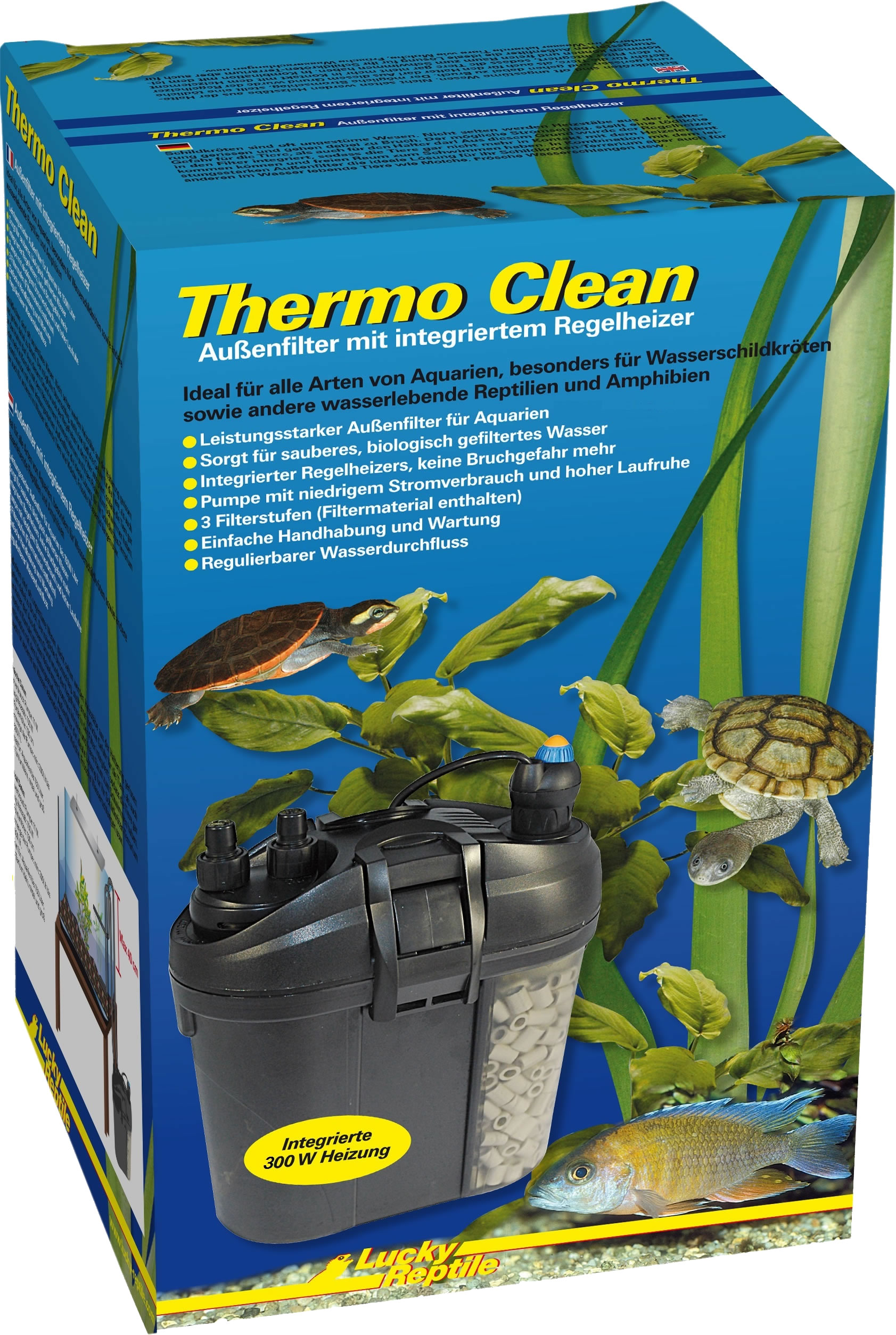 Lucky Reptile Thermo Clean Au�enfilter