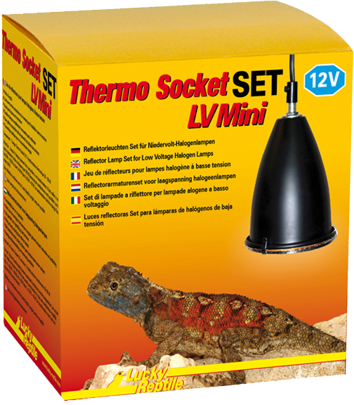 Lucky Reptile Thermo Socket LV Mini