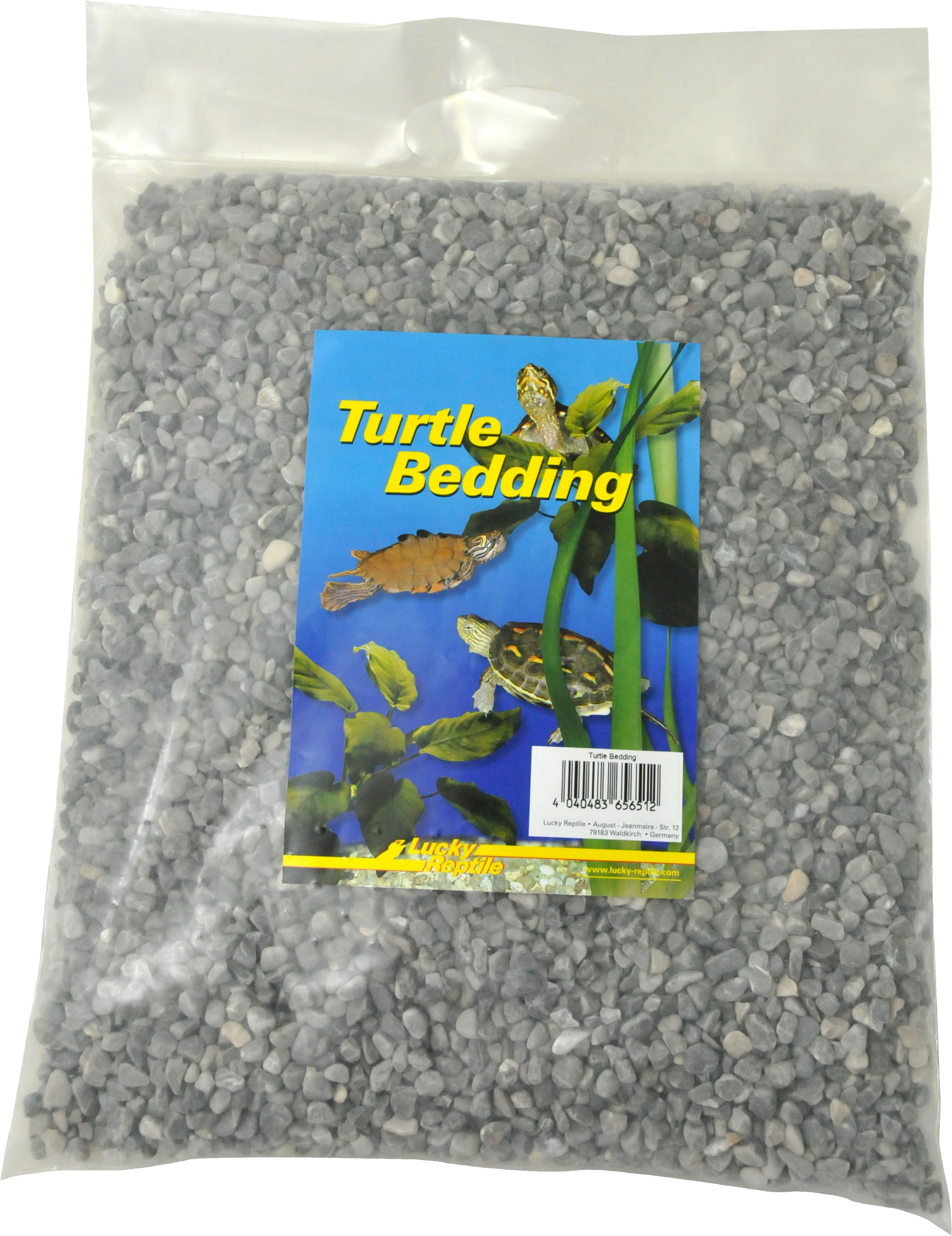 Lucky Reptile Turtle Bedding Kies - 7,5 kg