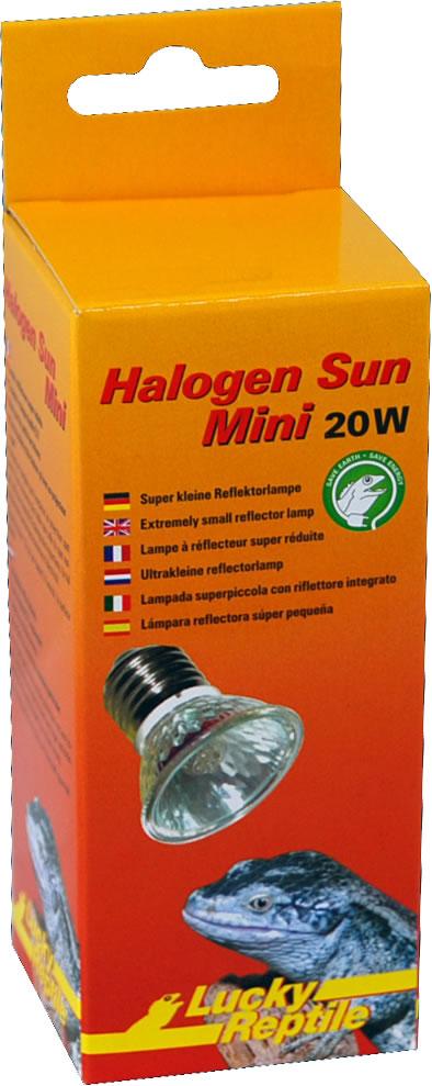 Lucky Reptile Halogen Sun Mini