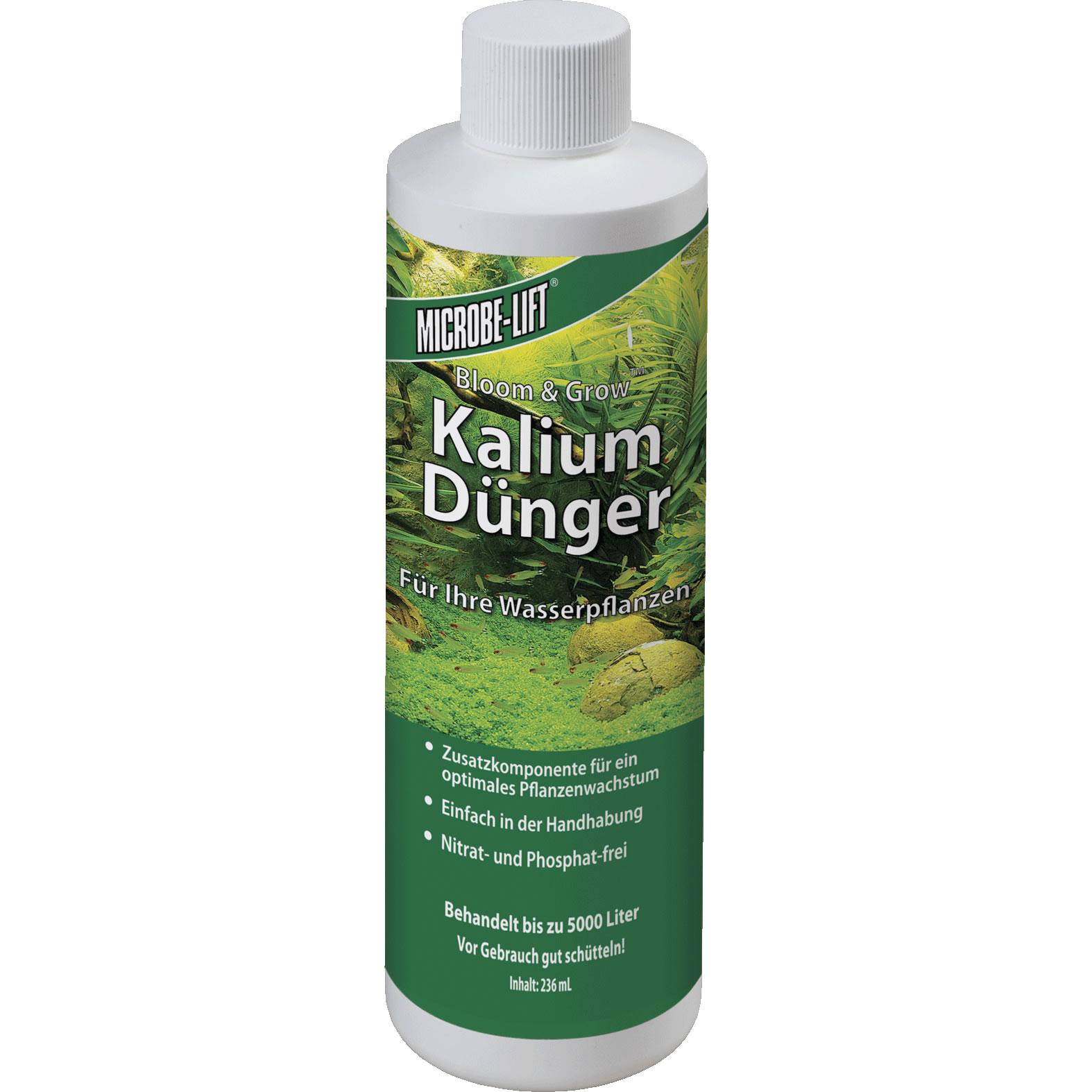 MICROBE-LIFT Bloom&Grow Potassium - (Kalium)