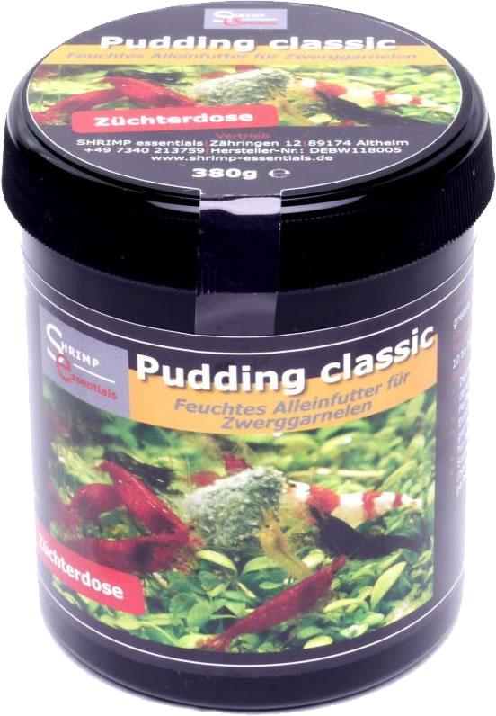 SHRIMP essentials Pudding classic