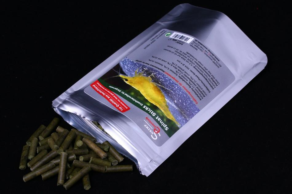 SHRIMP essentials Spinat Sticks - 40 g