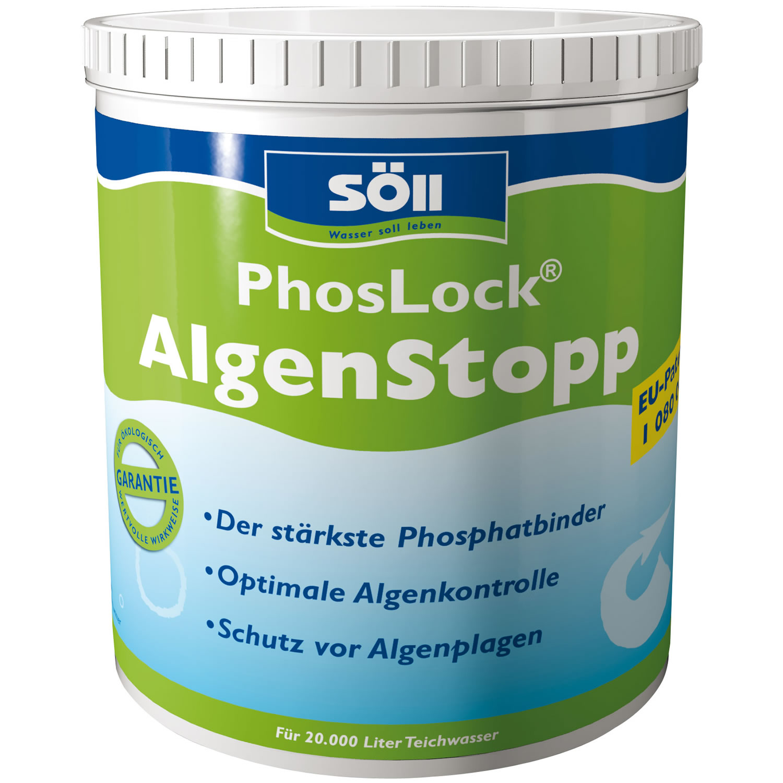S�ll PhosLock� AlgenStopp