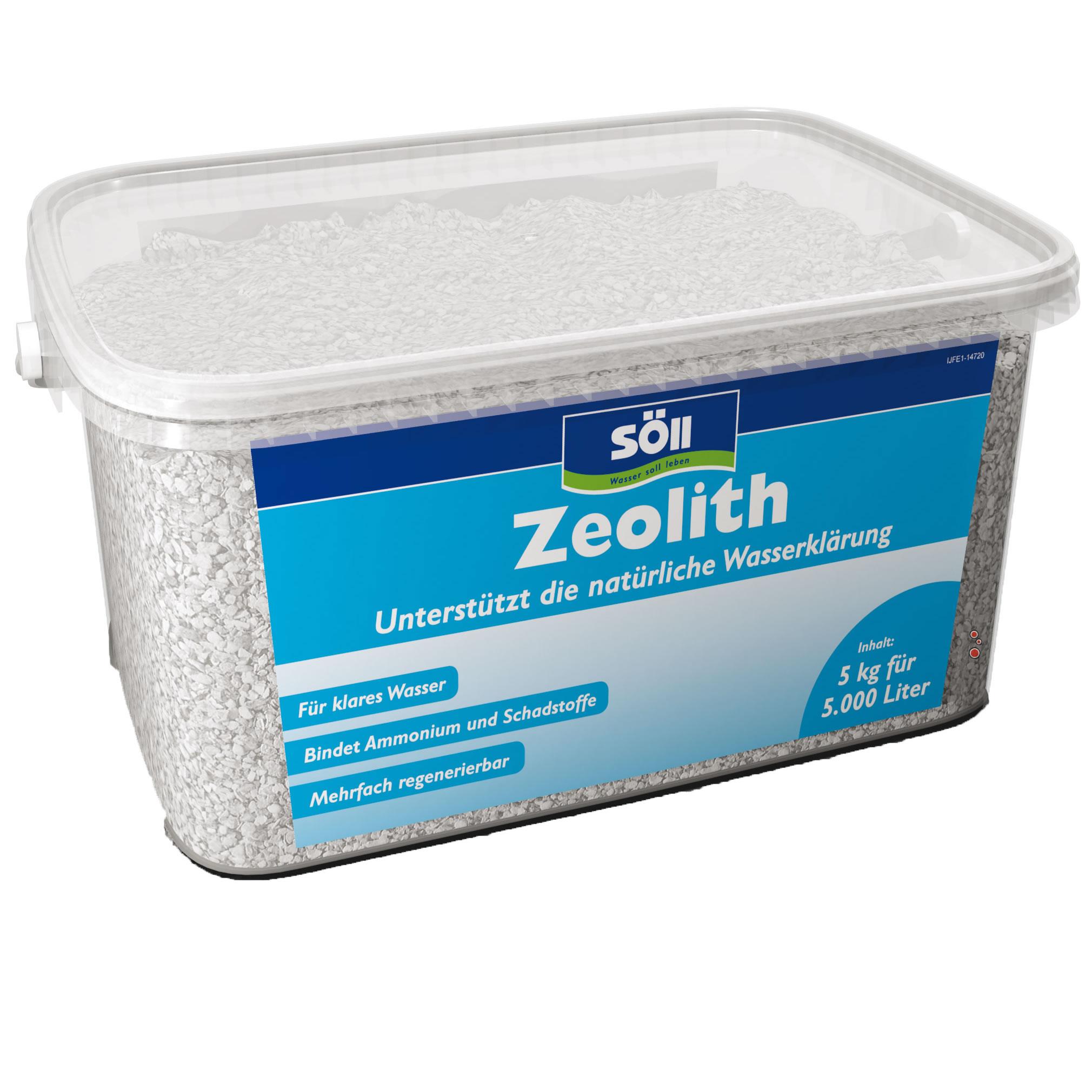 Söll Zeolith