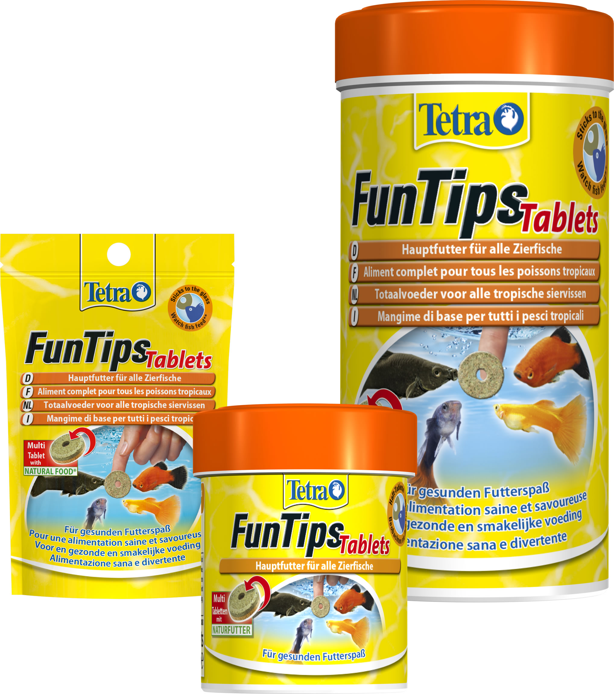 Tetra Fun Tips For Fish In Tanks Pet Supplies
