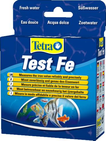 Tetra Test Fe - Eisen