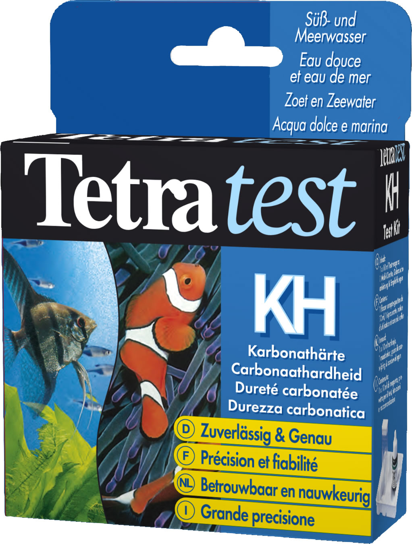 Tetra Test KH - Karbonathärte
