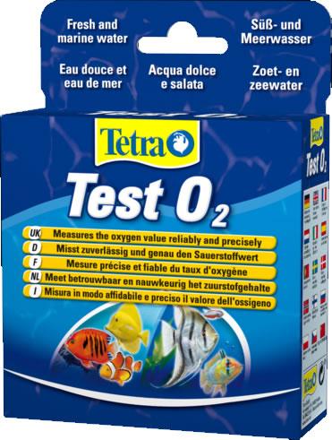 Tetra Test O2 - Sauerstoff