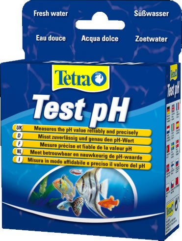 Tetra Test pH Süßwasser Test Set