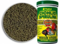 Tropical Cichlid Spirulina Medium Sticks