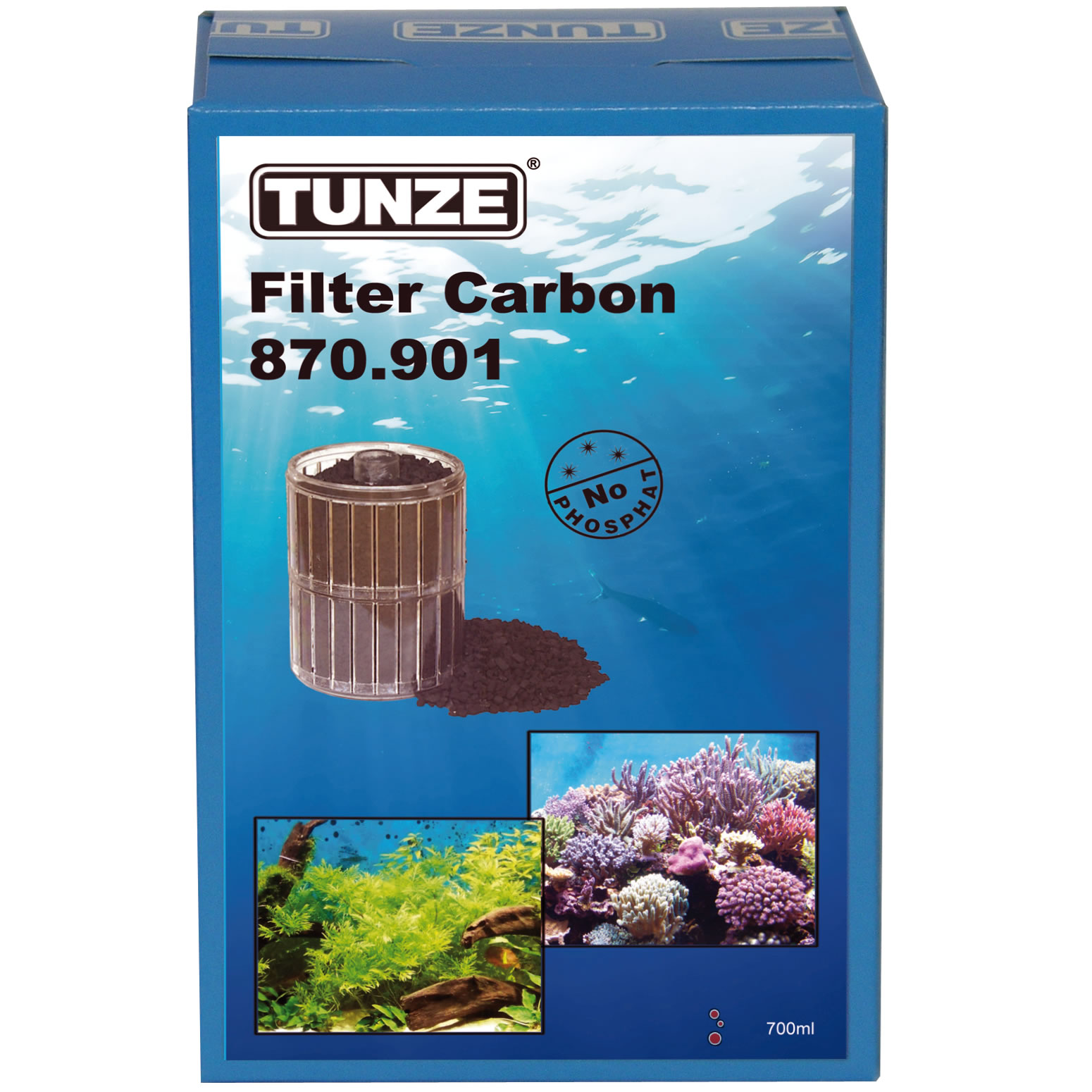 TUNZE special filter carbon