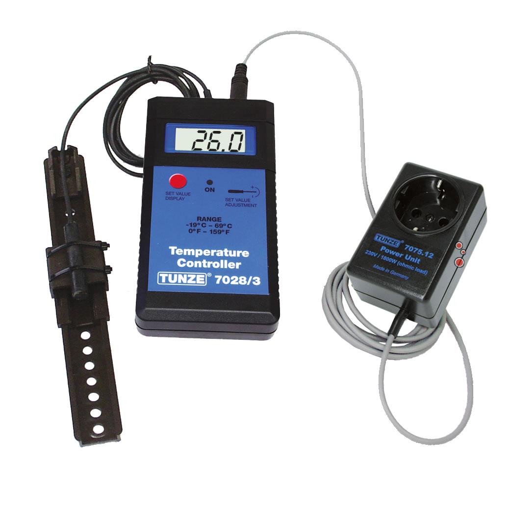TUNZE Temperatur Controller Set �C [7028/3]