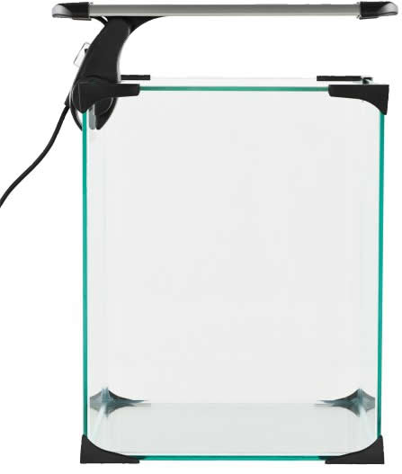 Diversa nanoLED Nano Aquarium mit LED Beleuchtung Cube Becken  eBay