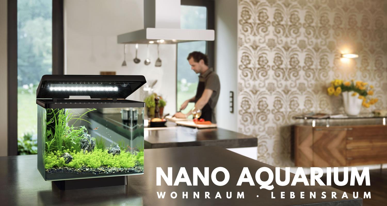 Nano Aquarium  · Nano Aquaristik